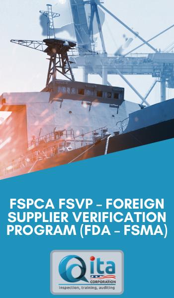 FSPCA FSVP